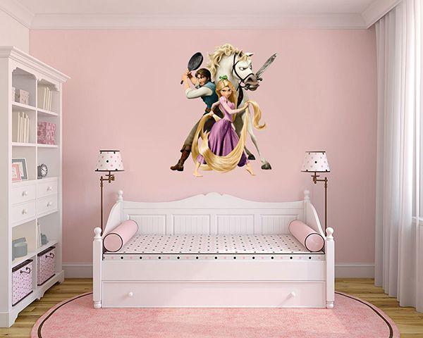 Adesivo Decorativo Princesas 0015  - Paredes Decoradas