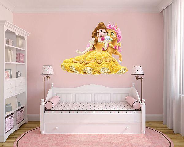 Adesivo Decorativo Princesas 0016