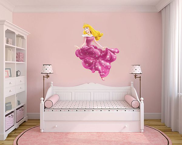 Adesivo Decorativo Princesas 0018