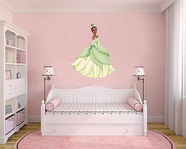 Adesivo Decorativo Princesas 0020