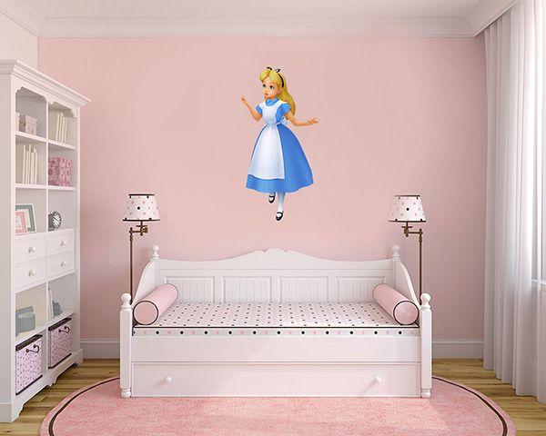 Adesivo Decorativo Princesas 0023