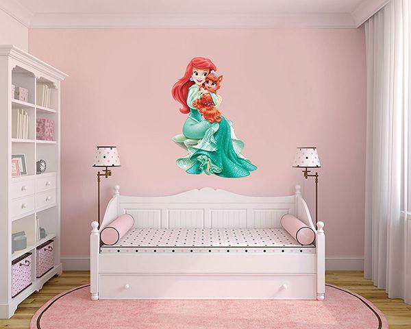 Adesivo Decorativo Princesas 0024