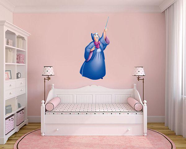 Adesivo Decorativo Princesas 0025