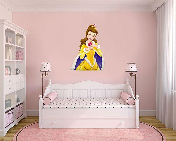 Adesivo Decorativo Princesas 0026