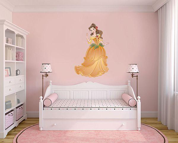Adesivo Decorativo Princesas 0027
