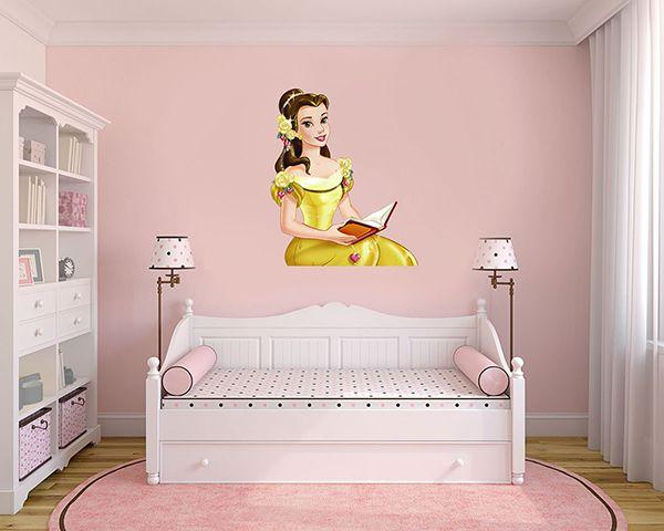Adesivo Decorativo Princesas 0028