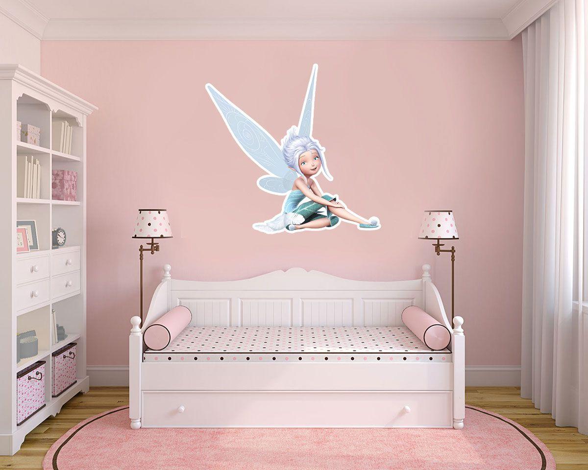 Adesivo Decorativo Tinkerbell 0003