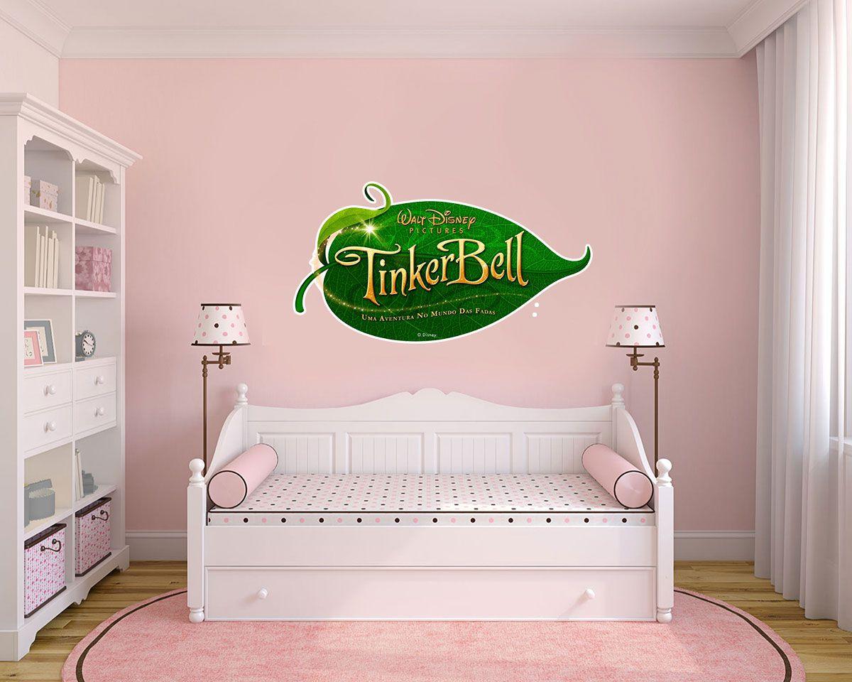 Adesivo Decorativo Tinkerbell 0015