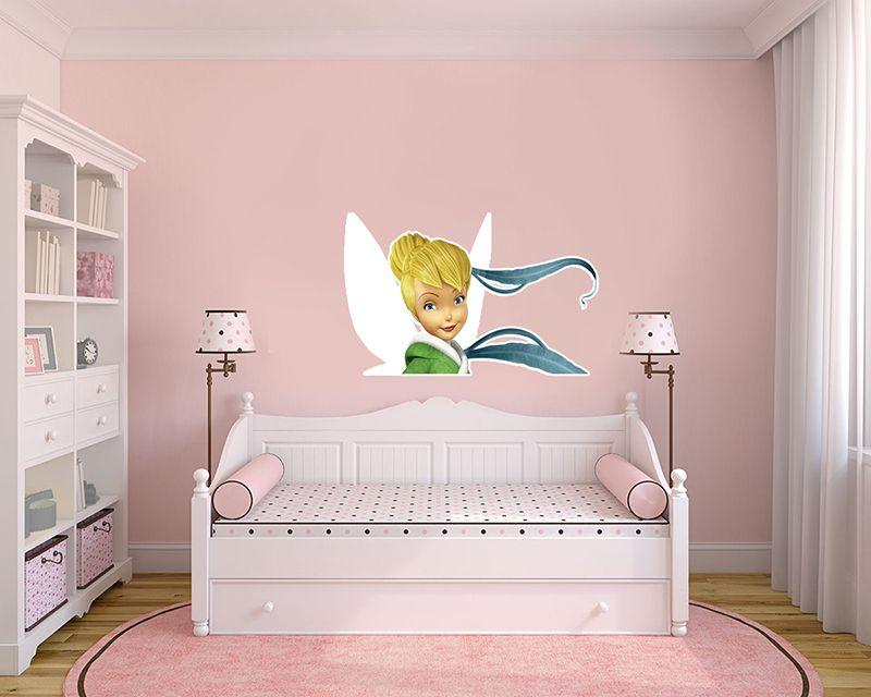 Adesivo Decorativo Tinkerbell 0027