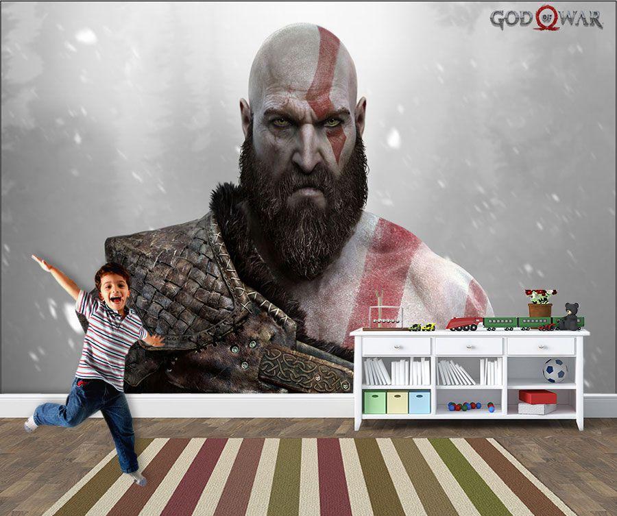 Papel de Parede 3D Games 0022 - Papel de Parede Para Quarto