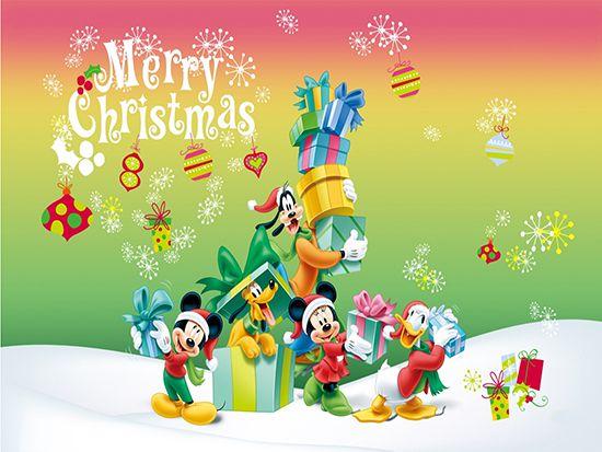 Papel de Parede 3D Mickey 0006 - Papel de Parede para Quarto   - Paredes Decoradas
