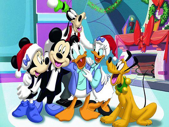 Papel de Parede 3D Mickey 0011 - Papel de Parede para Quarto   - Paredes Decoradas