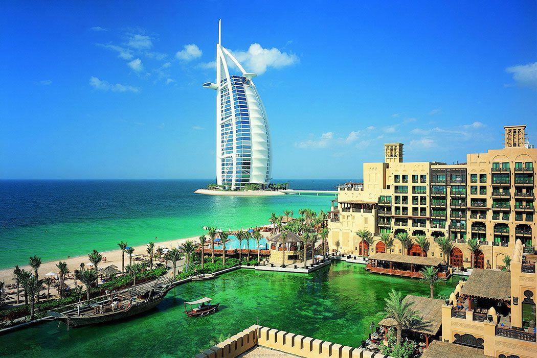 Papel De Parede 3D   Cidades Dubai 0006 - Sobmedida: m²   - Paredes Decoradas