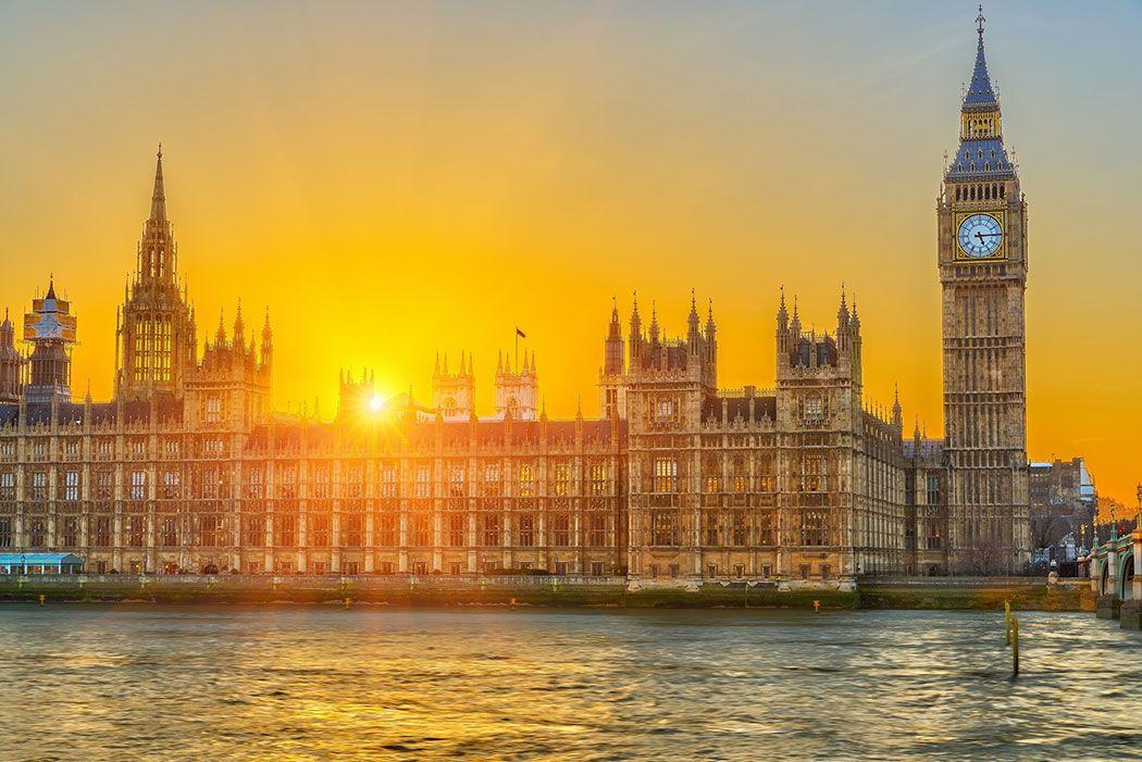 Papel De Parede 3D | Cidades Inglaterra 0004 - Adesivo de Parede  - Paredes Decoradas