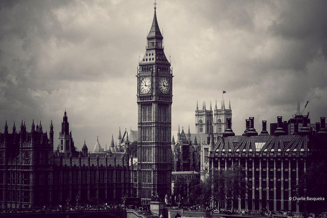 Papel De Parede 3D | Cidades Inglaterra 0009 - Adesivo de Parede  - Paredes Decoradas