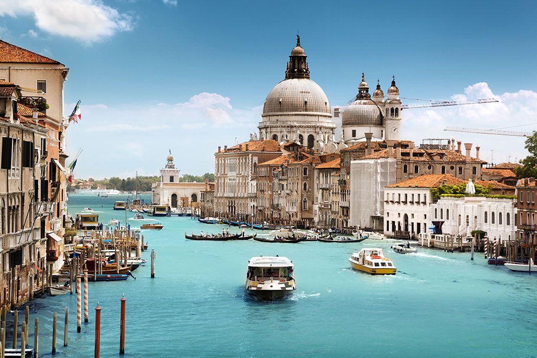 Papel De Parede 3D | Cidades Itália 0004 - Papel de Parede para Sala  - Paredes Decoradas
