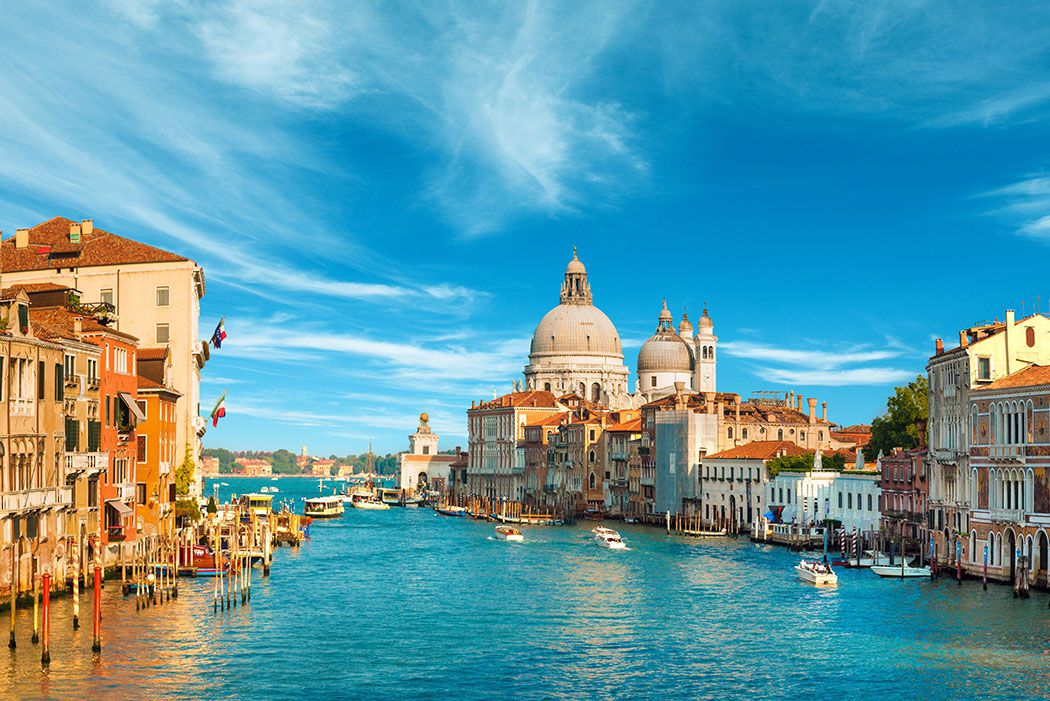 Papel De Parede 3D | Cidades Itália 0010 - Adesivo de Parede  - Paredes Decoradas