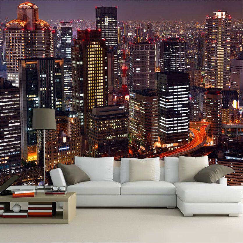 Papel De Parede 3D | Cidades Japão 0007 - Papel de Parede