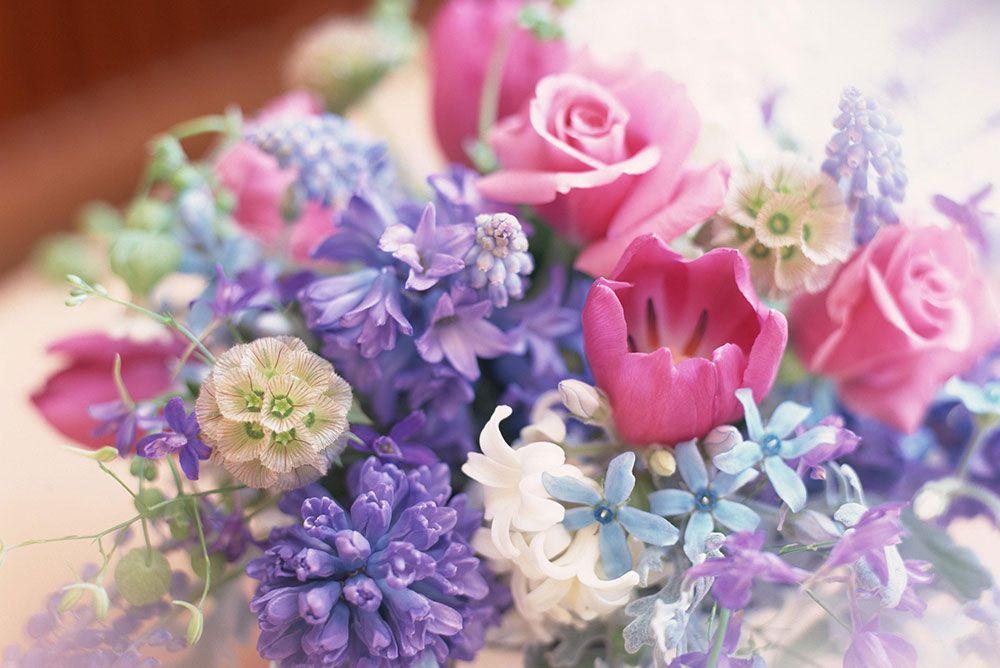 Papel De Parede 3D | Flores 0007 - papel de parede paisagem  - Paredes Decoradas