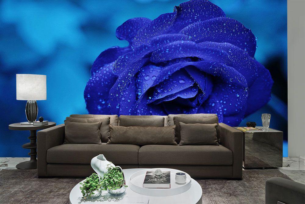 Papel De Parede 3D | Flores 0009 - papel de parede paisagem