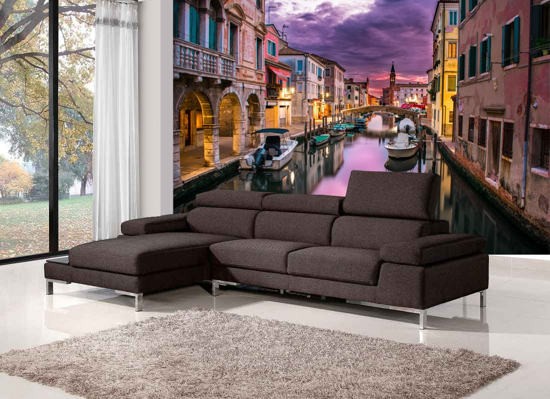 Papel De Parede 3D | Lagos 0001- papel de parede paisagem  - Paredes Decoradas