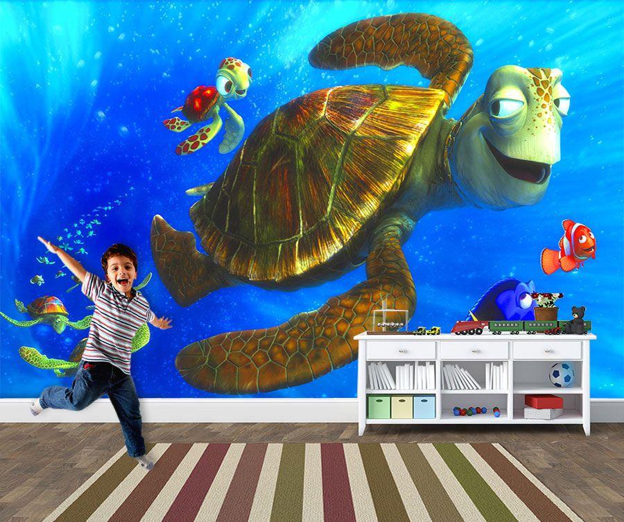 Papel de Parede 3D Nemo 0001 - Adesivos de Parede