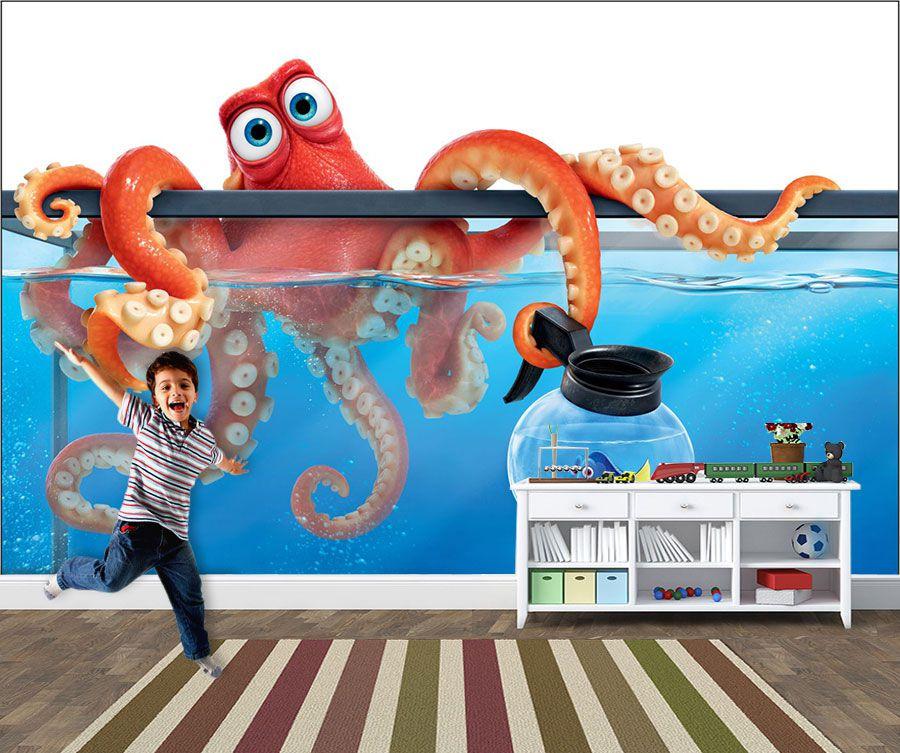 Papel de Parede 3D Nemo 0002 - Adesivos de Parede