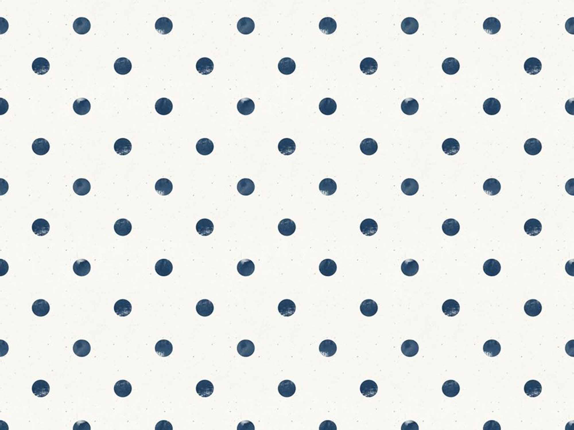 Papel de Parede Bolinhas 0022 - Adesivos de Parede  - Paredes Decoradas