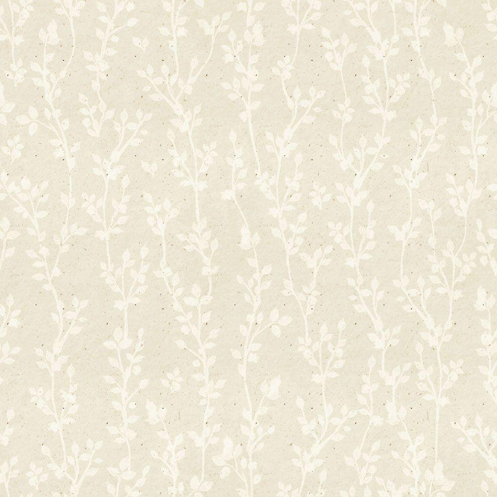 Papel de Parede Floral 0005 - Adesivos de Parede  - Paredes Decoradas