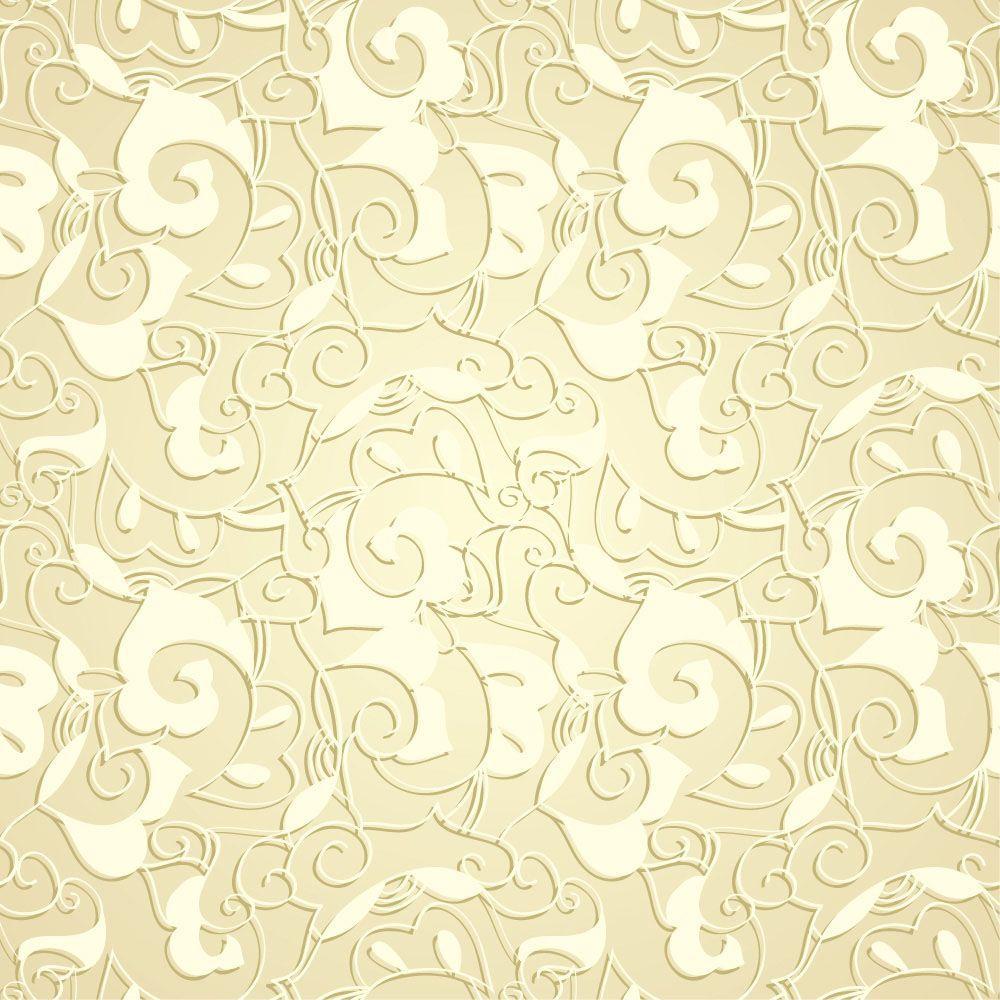 Papel de Parede Floral 0009 - Adesivos de Parede  - Paredes Decoradas