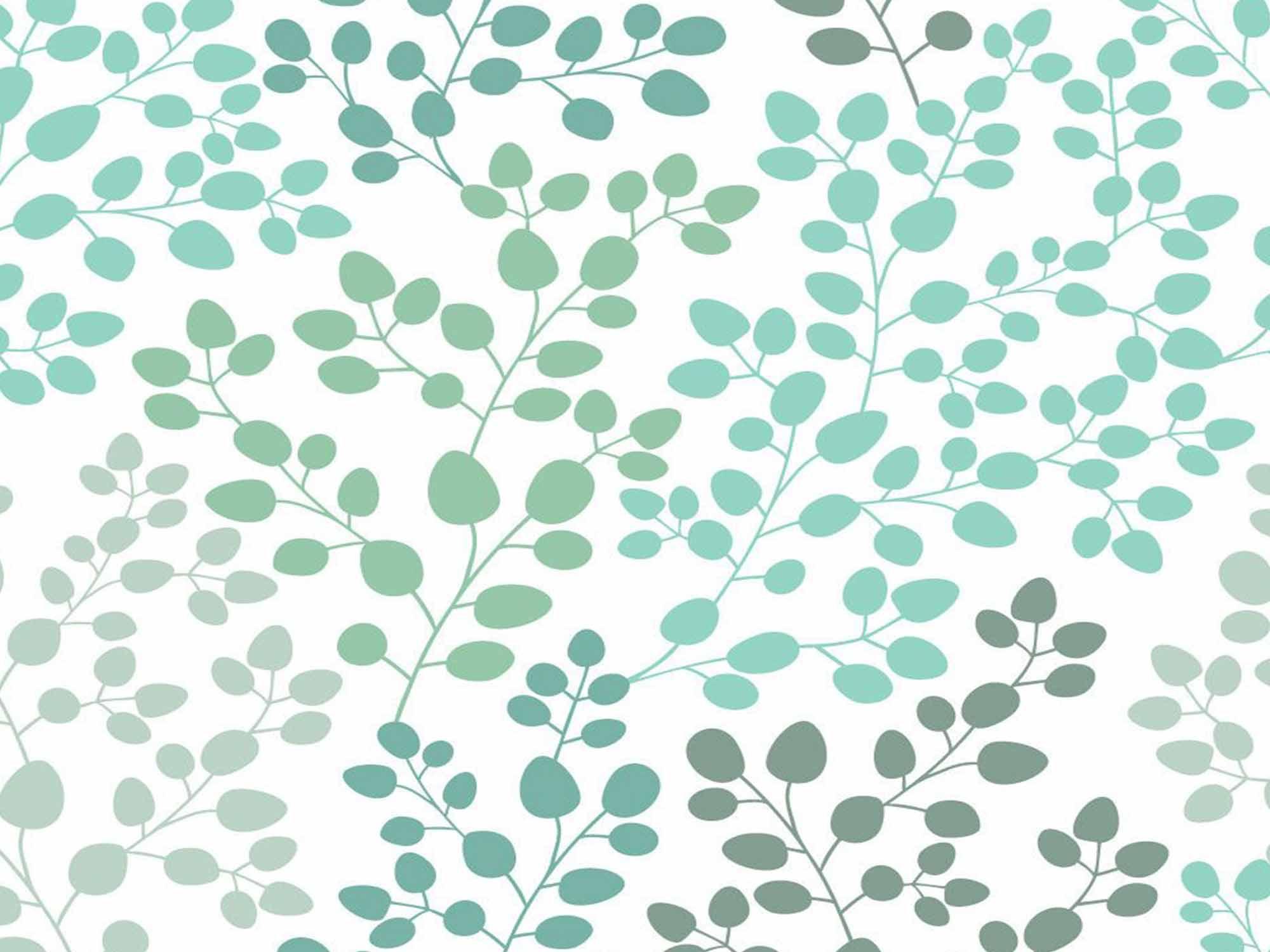 Papel de Parede Floral 0025 - Adesivos de Parede  - Paredes Decoradas