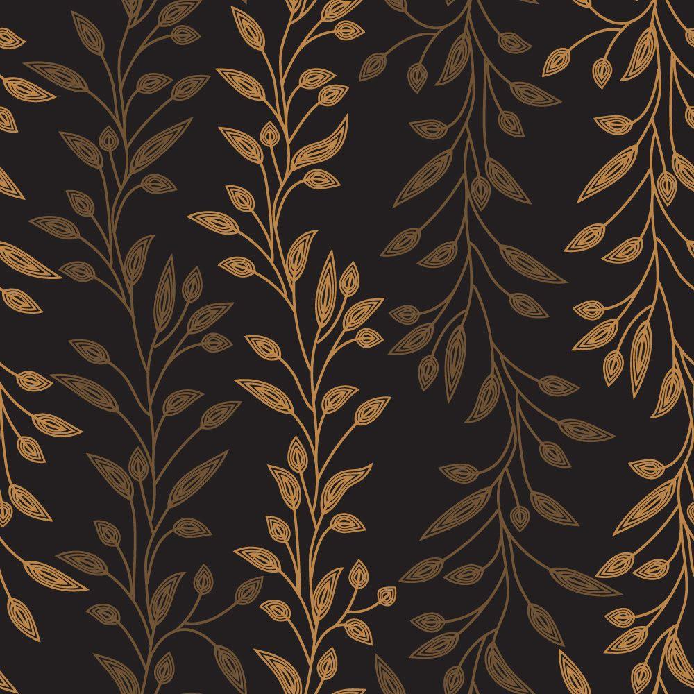 Papel de Parede Floral 0038 - Adesivos de Parede  - Paredes Decoradas