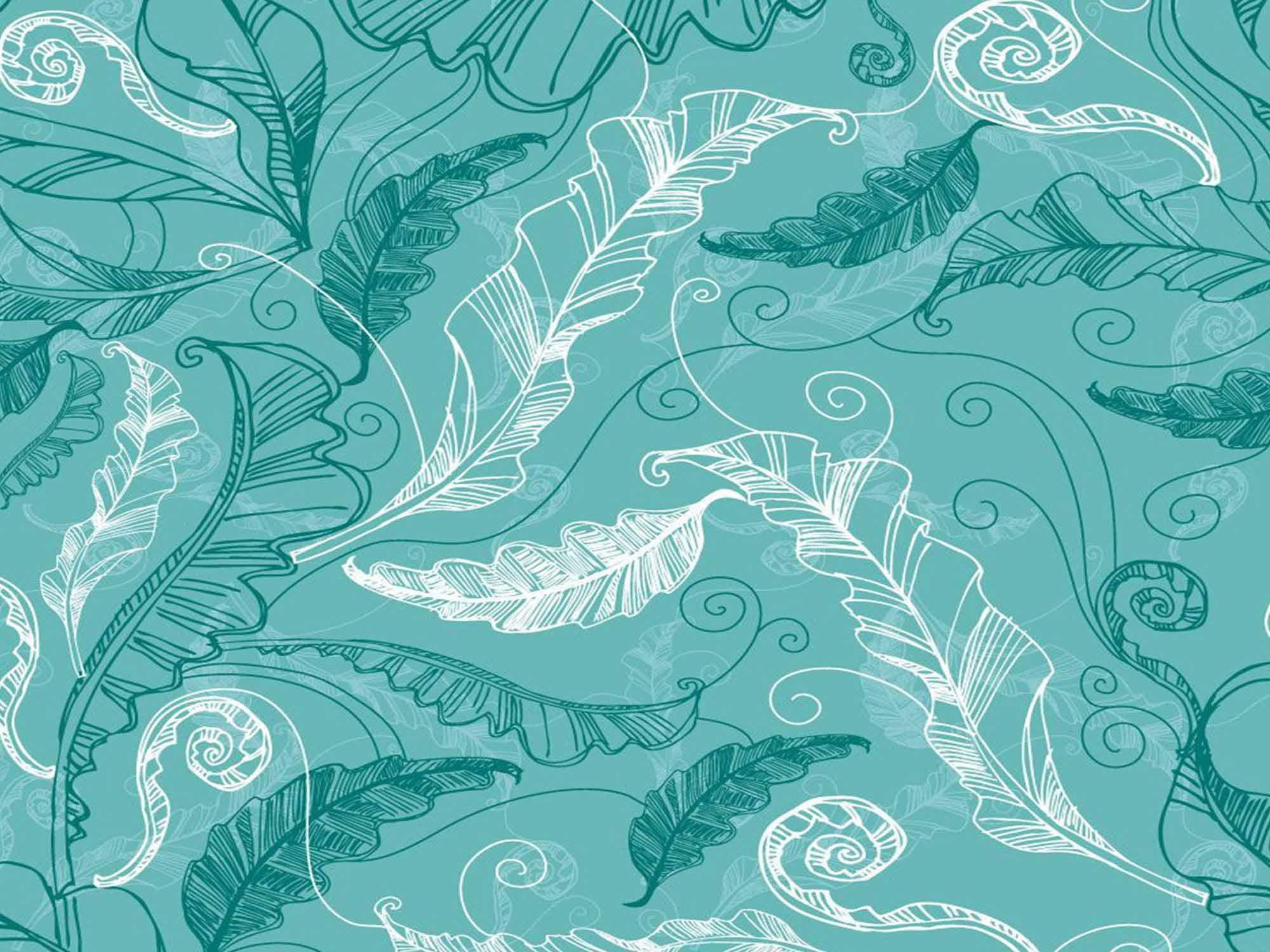 Papel de Parede Floral 0073 - Adesivos de Parede  - Paredes Decoradas