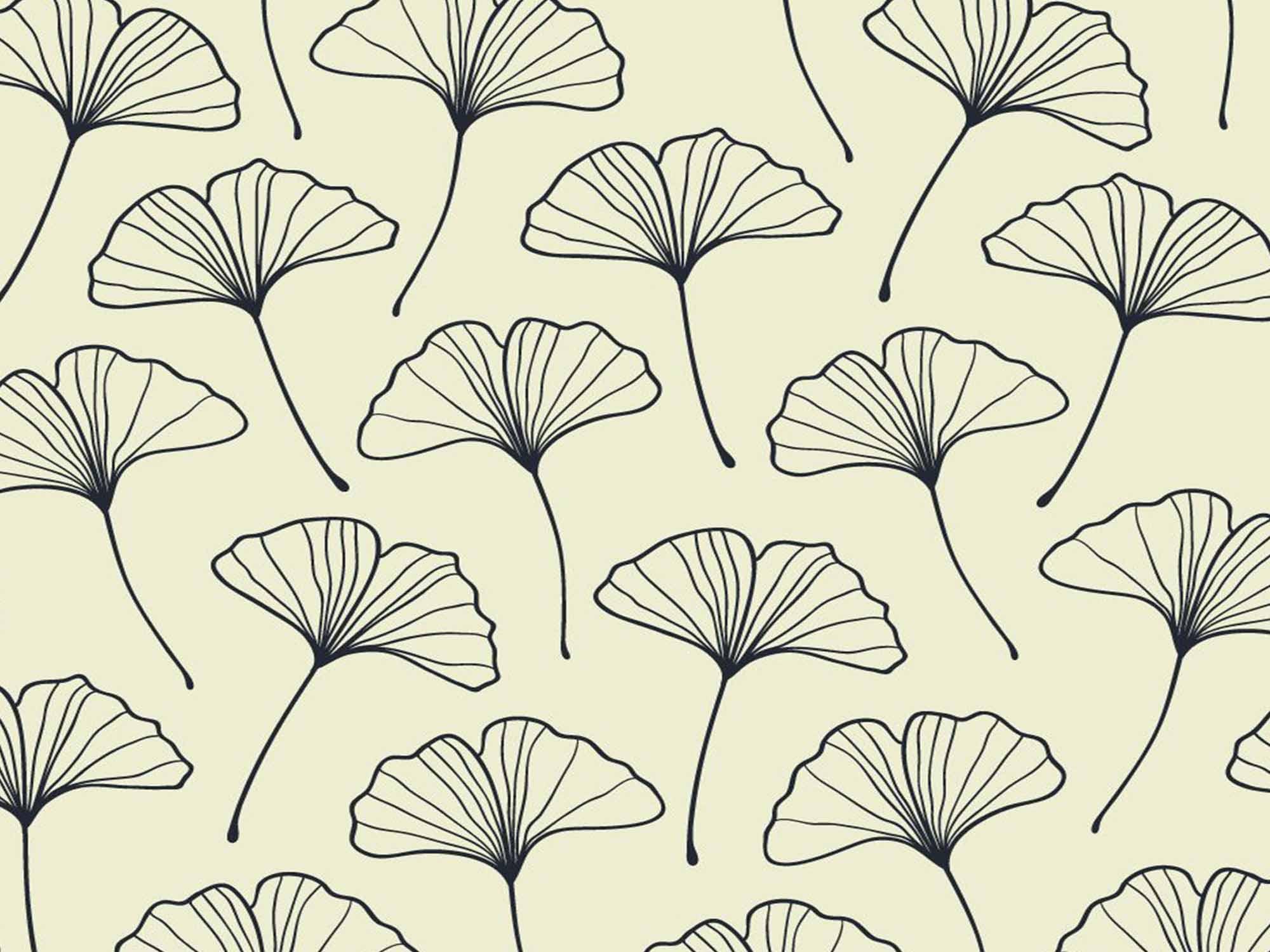 Papel de Parede Floral 0090 - Adesivos de Parede  - Paredes Decoradas