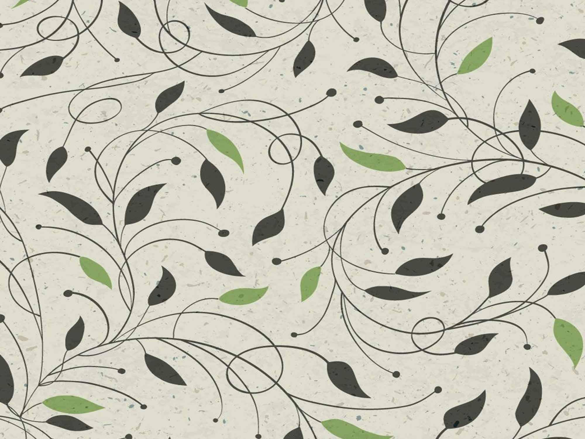 Papel de Parede Floral 0093 - Adesivos de Parede  - Paredes Decoradas