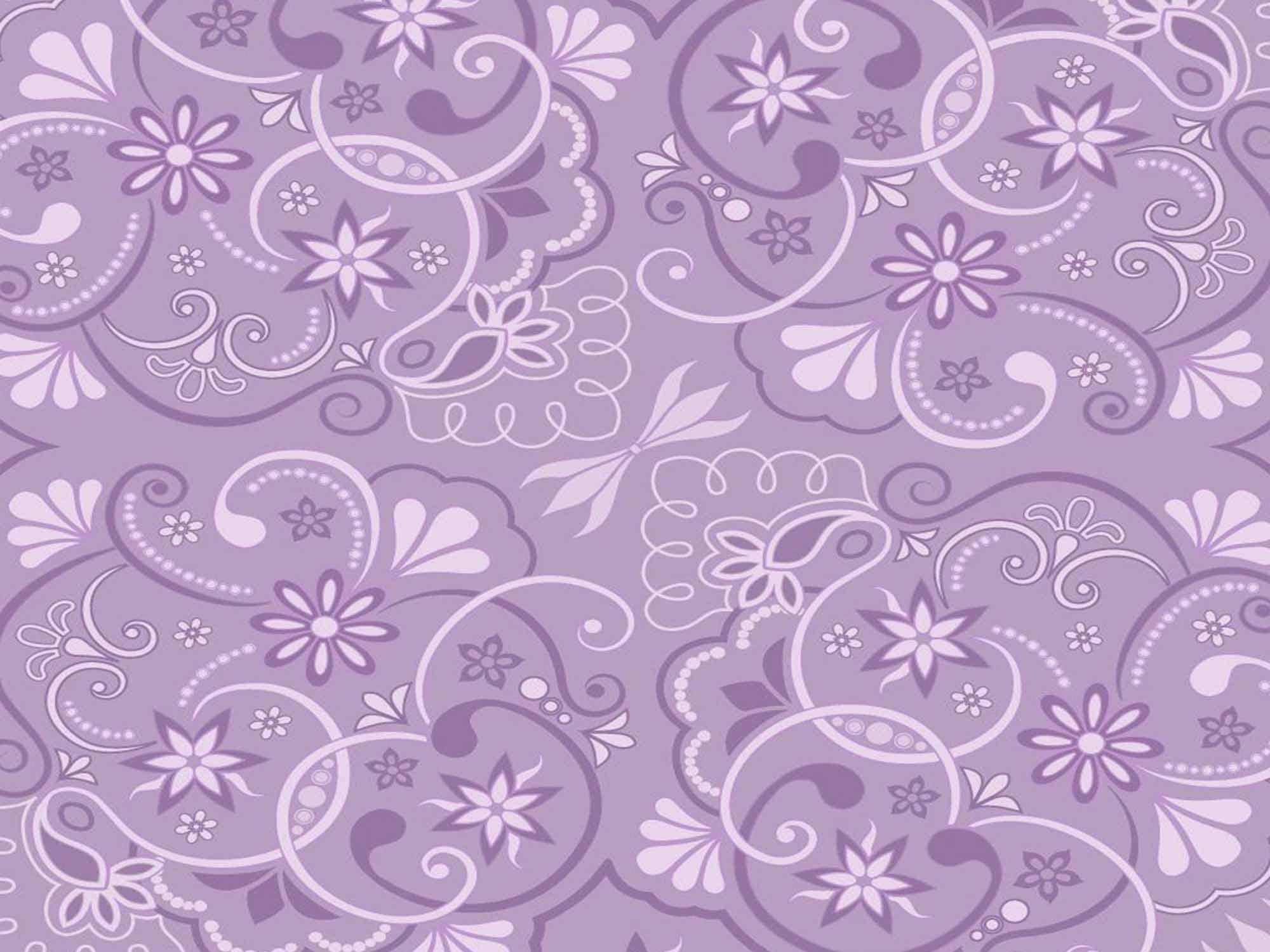 Papel de Parede Floral 0111 - Adesivos de Parede  - Paredes Decoradas