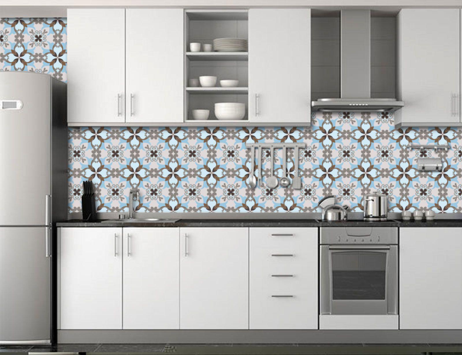 Papel de Parede Hidráulico 0022 Papel de Parede para Cozinha  - Paredes Decoradas