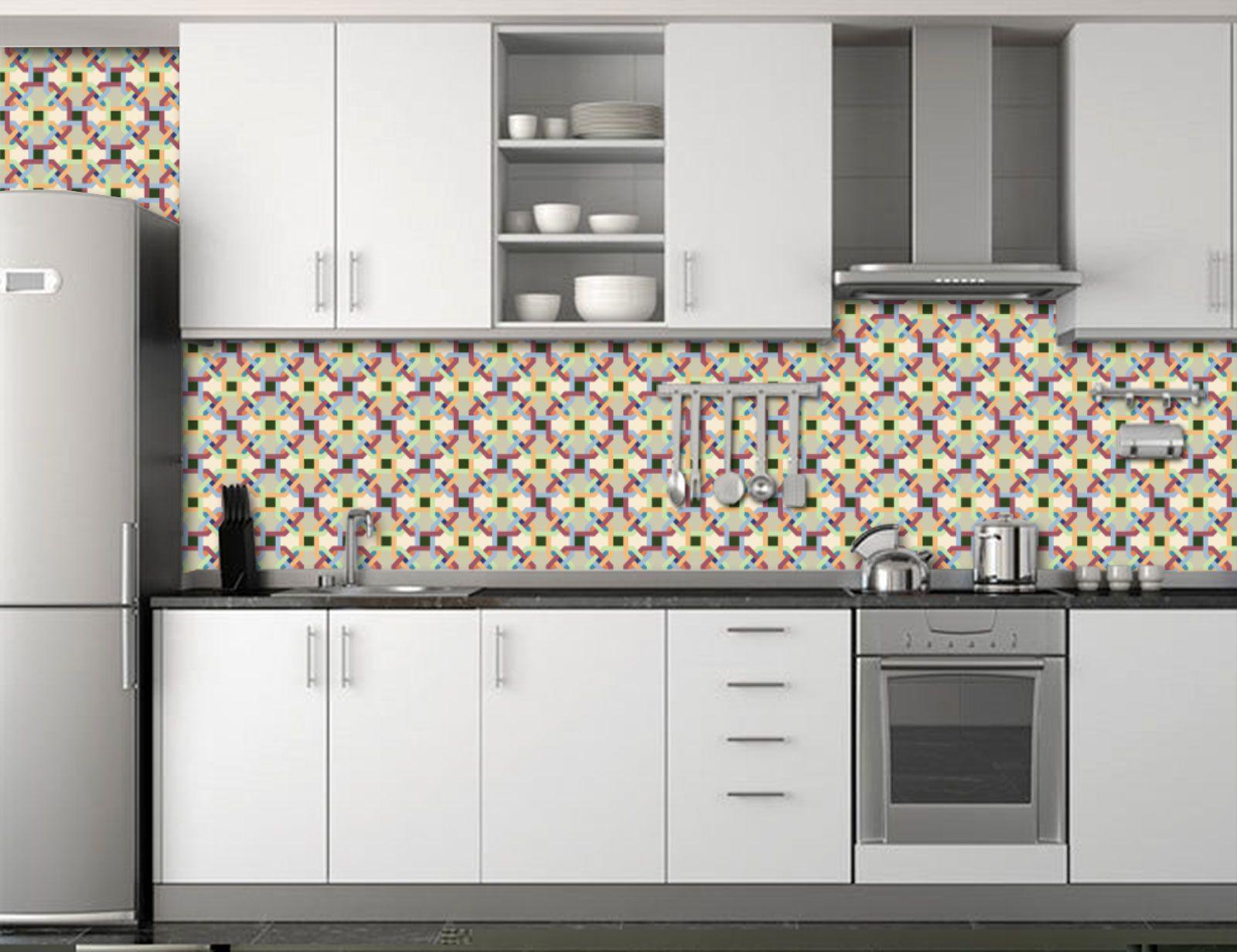 Papel de Parede Hidráulico 0040 Papel de Parede para Cozinha