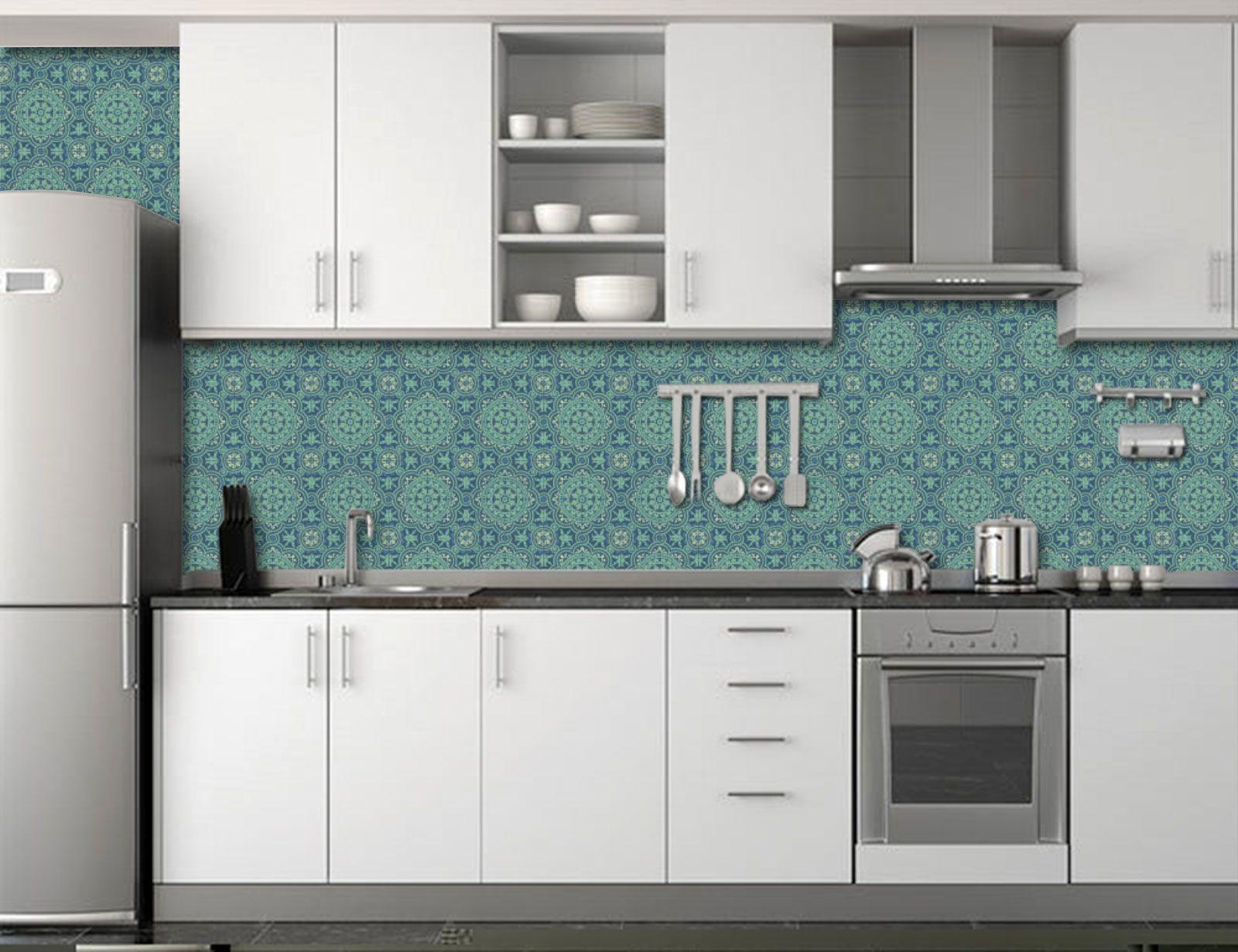 Papel de Parede Hidráulico 0041 Papel de Parede para Cozinha