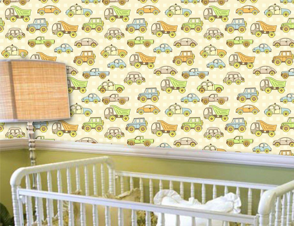 Papel de Parede Infantil 0018 - Adesivos de Parede