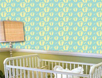 Papel de Parede Infantil 0042 - Adesivos de Parede