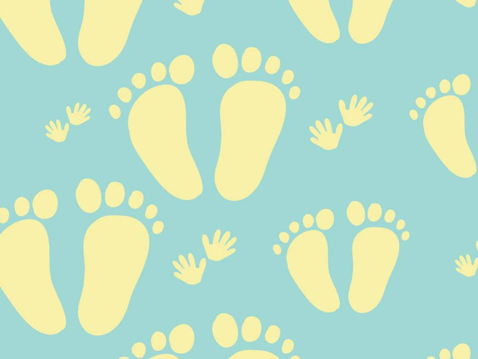 Papel de Parede Infantil 0042 - Adesivos de Parede  - Paredes Decoradas