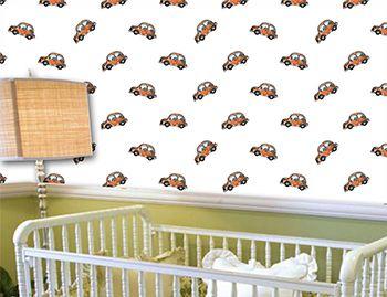 Papel de Parede Infantil 0047 - Adesivos de Parede