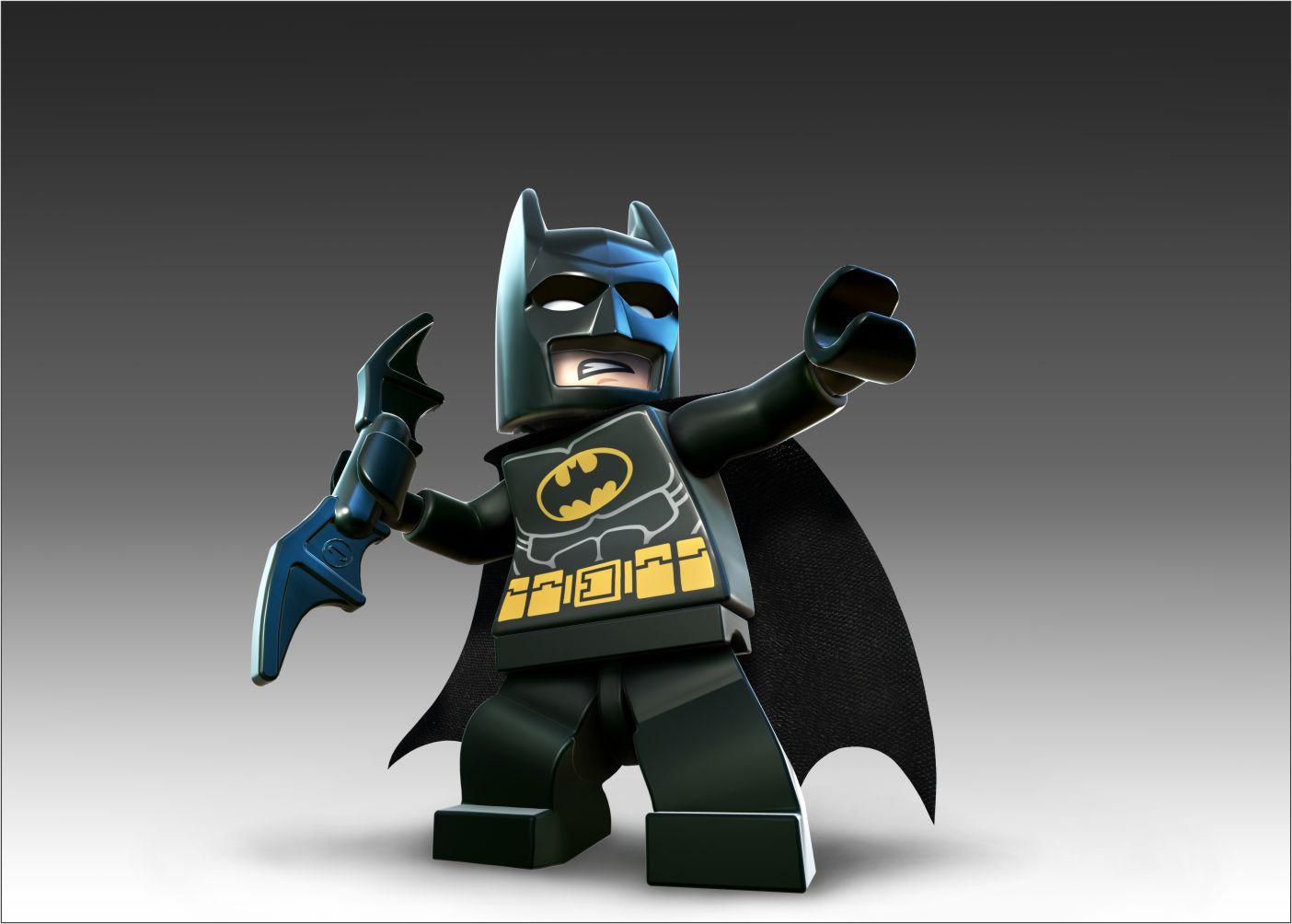 Papel de Parede Infantil Heróis lego 0005  - Paredes Decoradas