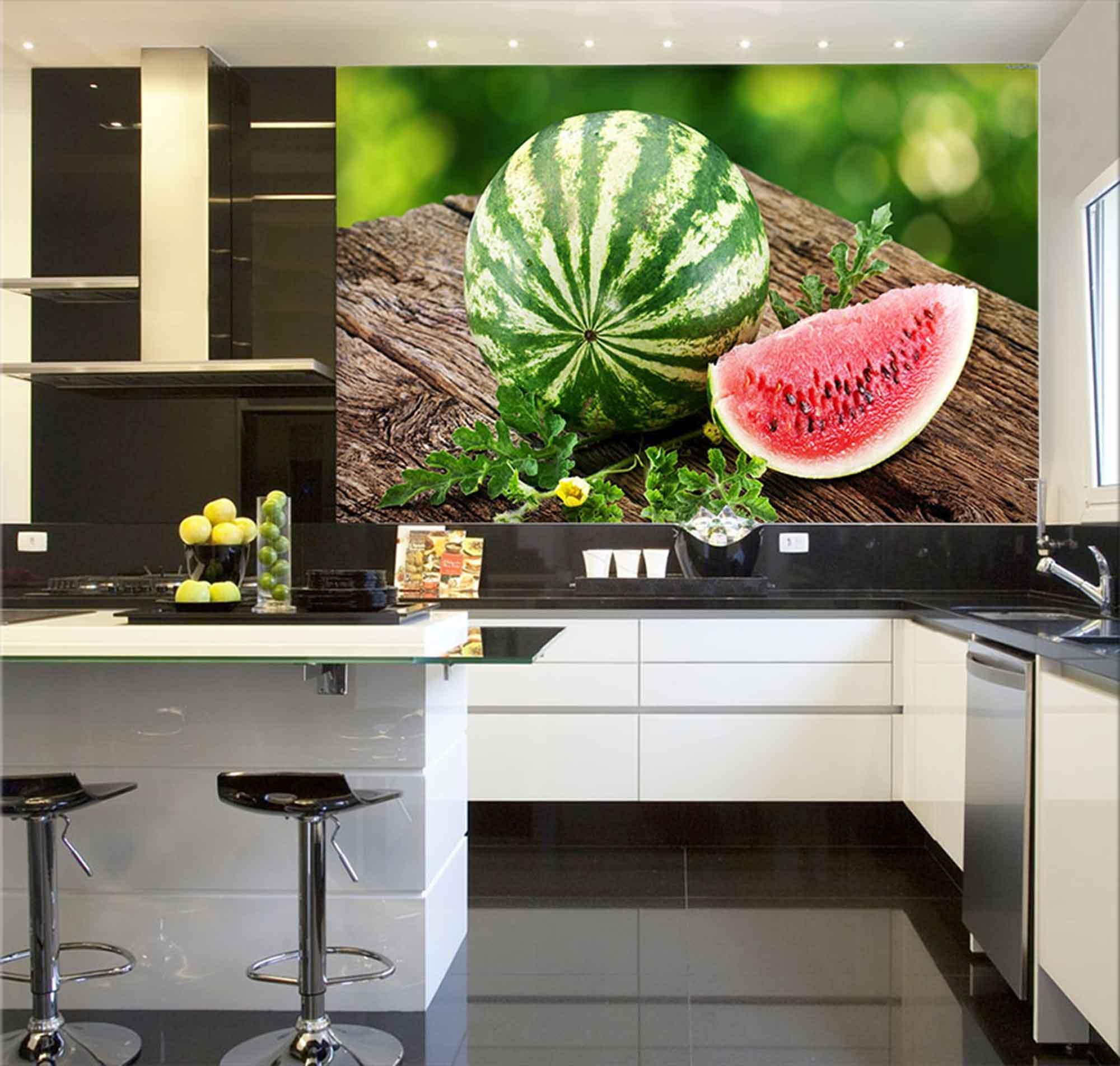 Papel De Parede Para Cozinha 0009 - Sobmedida: m²