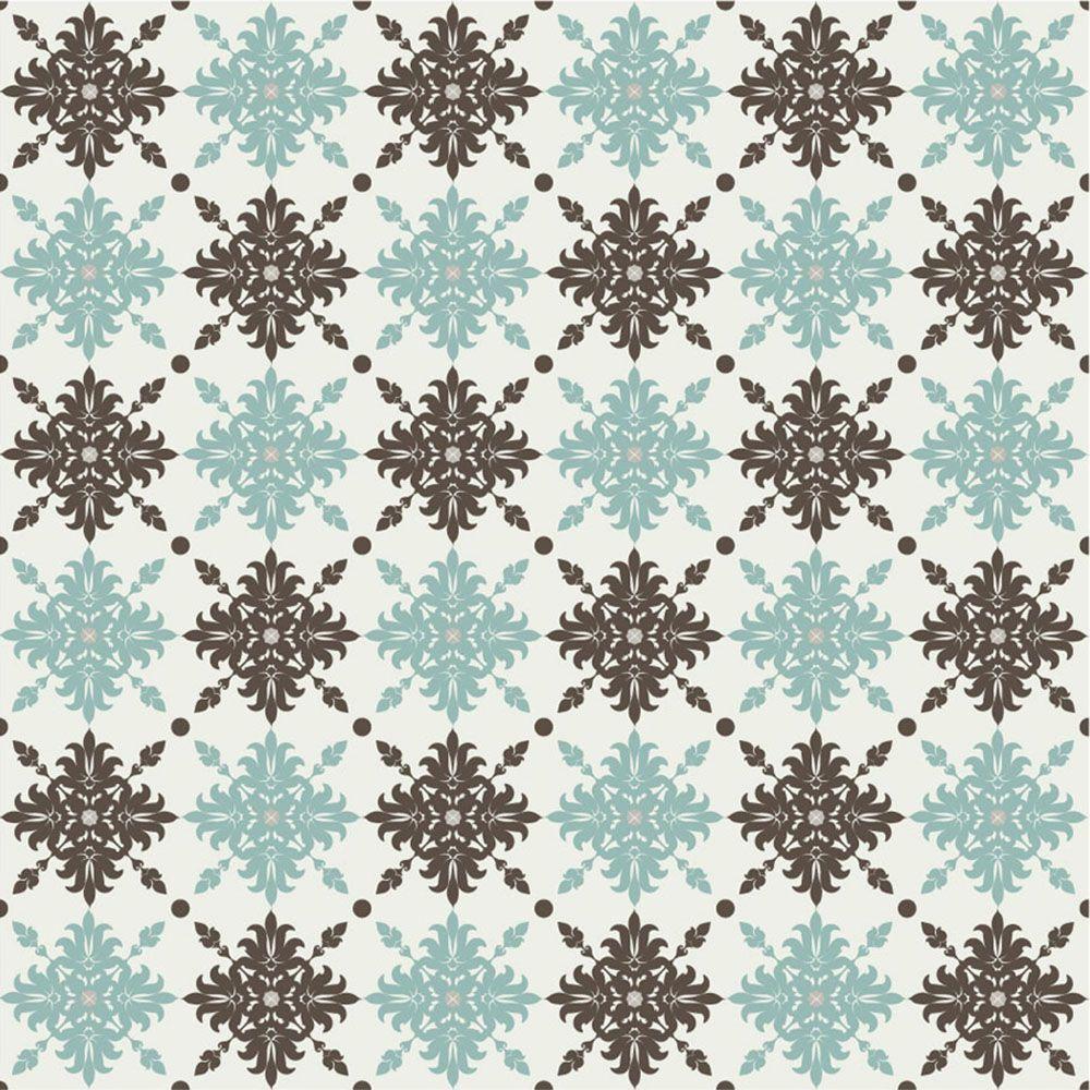 Papel de Parede para Cozinha Azulejos 0017 - Adesivos de Parede  - Paredes Decoradas