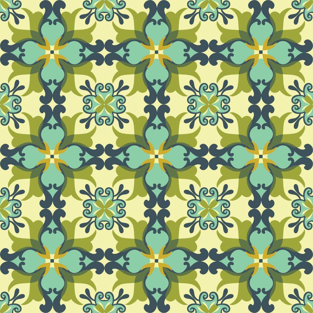 Papel de Parede para Cozinha Azulejos 0023 - Adesivos de Parede  - Paredes Decoradas
