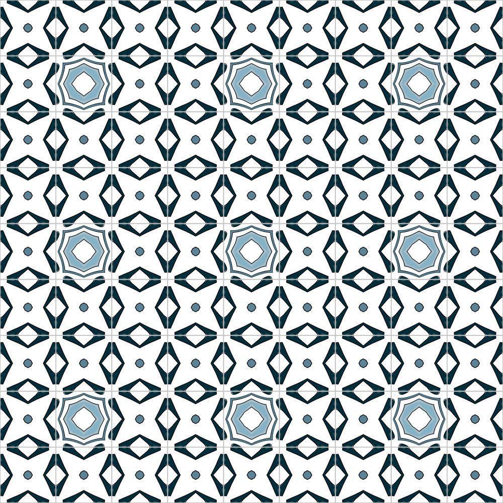 Papel de Parede para Cozinha Azulejos 0031 - Adesivos de Parede  - Paredes Decoradas