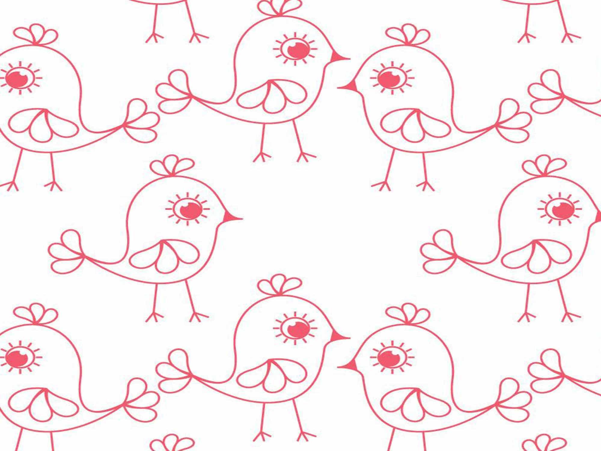 Papel de Parede para Quarto Animais 0049 - Adesivos de Parede  - Paredes Decoradas