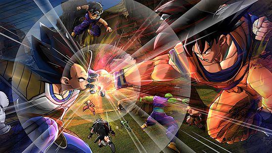 Papel De Parede para quarto Dragon Ball Z - 0003  - Paredes Decoradas
